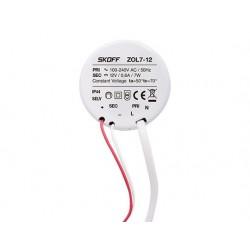 LED-Treiber LED-Trafo Konverter ZOL-7-12 12V DC