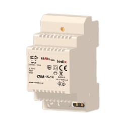 LED-Treiber LED-Trafo Konverter 2W 14V ZNP-02-14