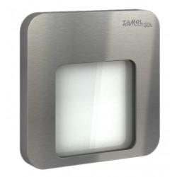 LED MOZA Edelstahl 14V Kaltweiß 0,56W