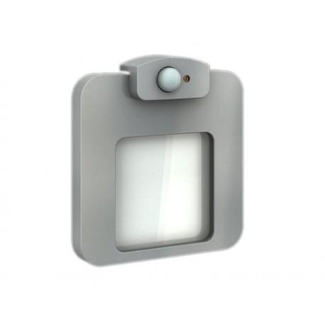 LED MOZA Aluminium 14V Kaltweiß 0,56W