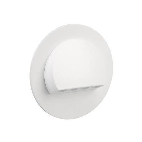 LED RUBI Weiß Matt 14V Kaltweiß 0,56W