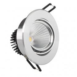 LED Einbau Strahler Leuchte SOLIM LED COB 3,5W-WW inklusive Netzteil