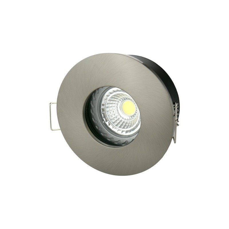 einbaustrahler feuchtraum spot bad fiale iv ip65 spectrum led silber led. Black Bedroom Furniture Sets. Home Design Ideas