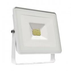 LED Fluter 10W Noctis Lux Außen Strahler Scheinwerfer Dünn Flat SMD Spectrum LED