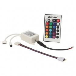 Kontroller für RGB-LED-Linearmodule CONTROLLER RGB-IR20 Kanlux 18960