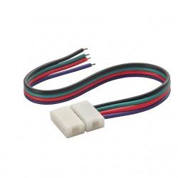 Verbinder für LED-Lichtstreifen CONNECTOR RGB 10-CP Kanlux 19036