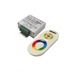 Steuerung für RGB-LED Lichtstreifen CONTROLLER LED RGB-RF Kanlux 22140
