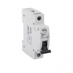 Überstromschutzschalter KMB6-C10/1 Kanlux 23145
