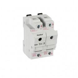 Sicherungslasttrennschalter KSF02-63-1P+N Kanlux 23342