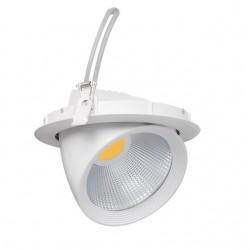 Deckeneinbauleuchte LED HIMA MCOB 30W-NW-W Kanlux 22840