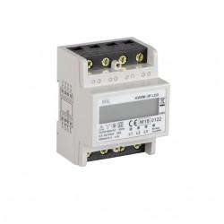 Stromverbrauchszähler KDEM-3P LCD Kanlux 19344