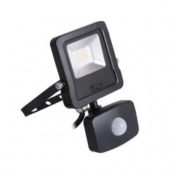 LED-Leuchte mit Bewegungsmelder ANTOS LED 10W-NW-SE B Kanlux 27094