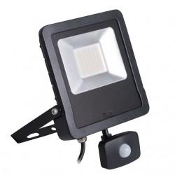 LED-Leuchte mit Bewegungsmelder ANTOS LED 50W-NW-SE B Kanlux 27097