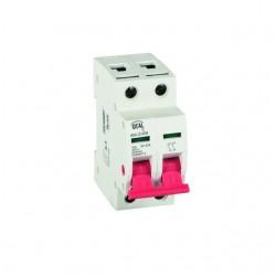 Isolationstrennschalter KMI-2/40A Kanlux 27255
