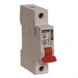 Überstromschutzschalter KS6 C10/1 Kanlux 4434