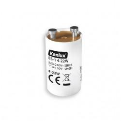 Starter für Leuchtstoffröhren BS-1 4-22W Kanlux 7180