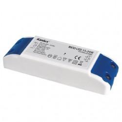 Elektronisches LED-Netzgerät RICO LED 15-24W Kanlux 7301