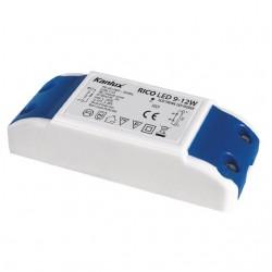 Elektronisches LED-Netzgerät RICO LED 9-12W Kanlux 7303