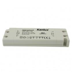 Elektronisches LED-Netzgerät DRIFT LED 3-18W Kanlux 8550