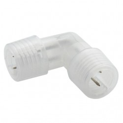 Zubehör für GIVRO LED Lichtschlauchsysteme (Verbinder 90°) GIVRO-90L Kanlux 8636